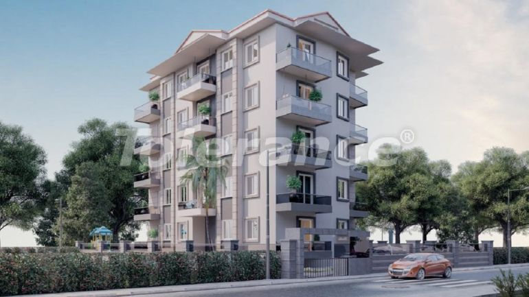 Modern apartments in Mahmutlar, Alanya from the developer - 33690   Tolerance Homes