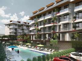 New apartments in Oba, Alanya with sea views, by installments from the developer - 33772 | Tolerance Homes