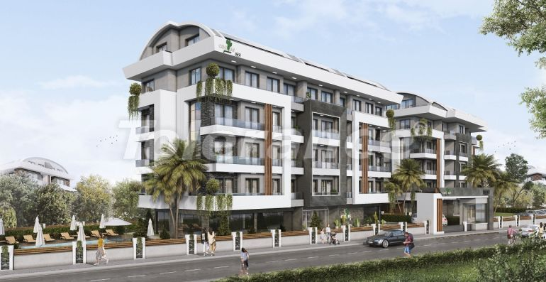 Affordable apartments in Oba, Alanya - 33754 | Tolerance Homes