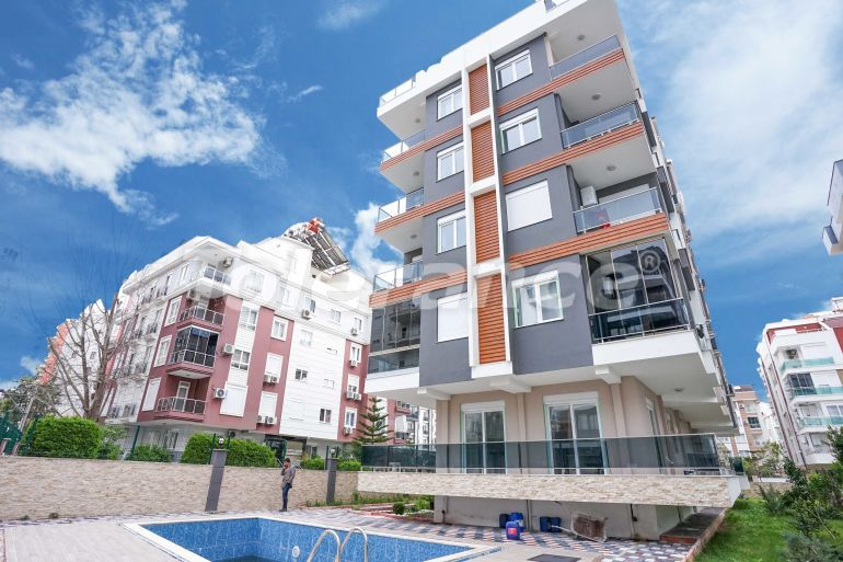 One-bedroom apartment in Hurma, Konyaalti - 33760 | Tolerance Homes