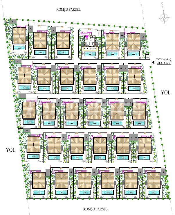 Villas in Belek by installments, from a reliable developer - 33907   Tolerance Homes