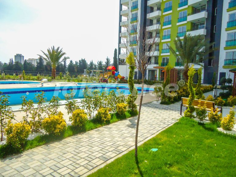Spacious apartments in Tece, Mersin in a complex with extensive facilities near the sea - 33913 | Tolerance Homes