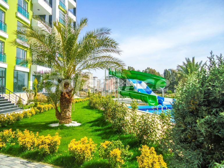 Spacious apartments in Tece, Mersin in a complex with extensive facilities near the sea - 33916   Tolerance Homes