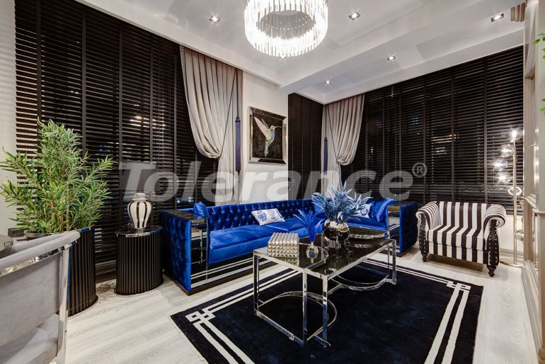 Apartments in Mezitli, Mersin from the developer in a complex with a swimming pool - 34108 | Tolerance Homes