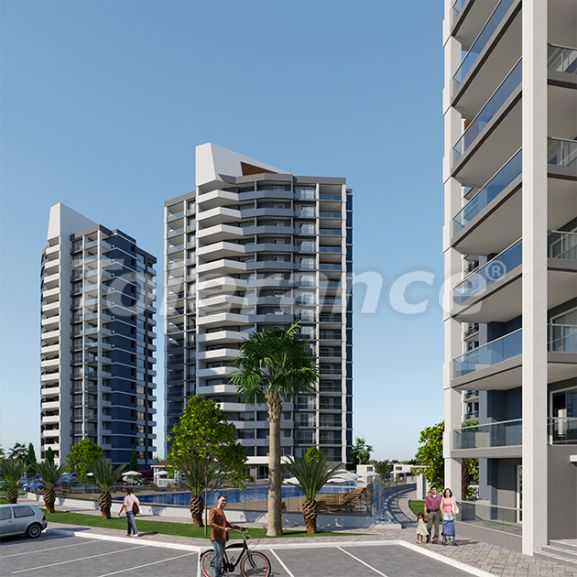Luxury apartments in the center of Mezitli, Mersin from one of the best developers - 34289 | Tolerance Homes