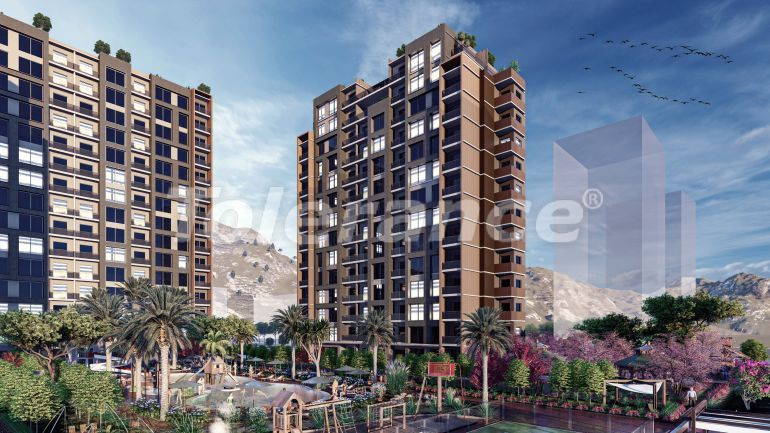 Apartments in Tece, Mersin near the sea and with installments from the developer - 34252 | Tolerance Homes