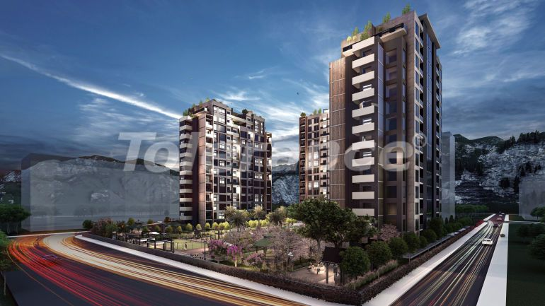 Apartments in Tece, Mersin near the sea and with installments from the developer - 34253 | Tolerance Homes