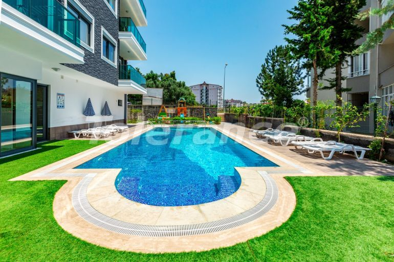 Flats in Avsallar, Alanya from the developer - 34451 | Tolerance Homes