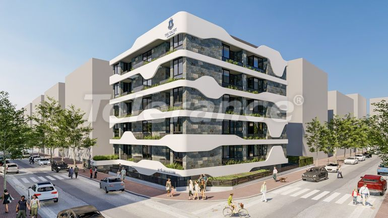 Apartments in the center of Alanya, profitable for investment from the developer - 34478 | Tolerance Homes