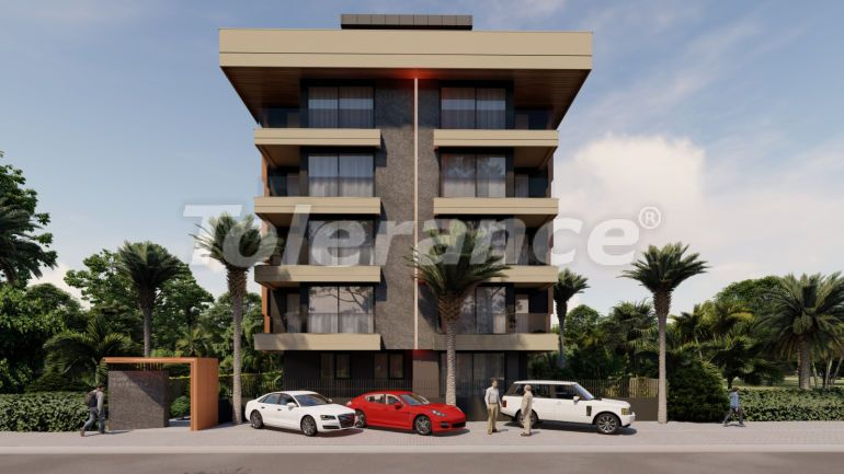 Luxurious apartments in Liman, Konyaalti from the developer with installments - 34726 | Tolerance Homes