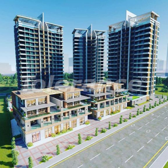Spacious apartments in Erdemli, Mersin in a complex with facilities near the sea - 34965 | Tolerance Homes