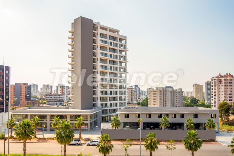 Apartments in Yenisehir, Mersin profitable for investment with possibility to obtain Turkish citizenship - 35159   Tolerance Homes