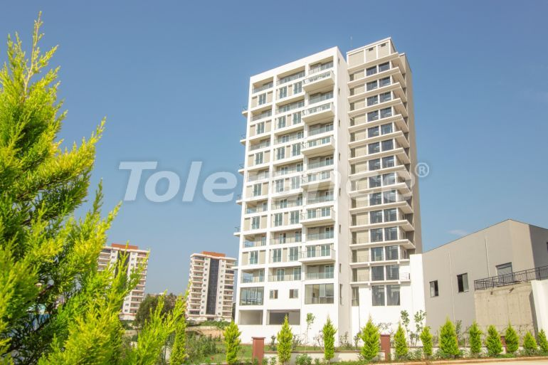 Apartments in Yenisehir, Mersin profitable for investment with possibility to obtain Turkish citizenship - 35055   Tolerance Homes