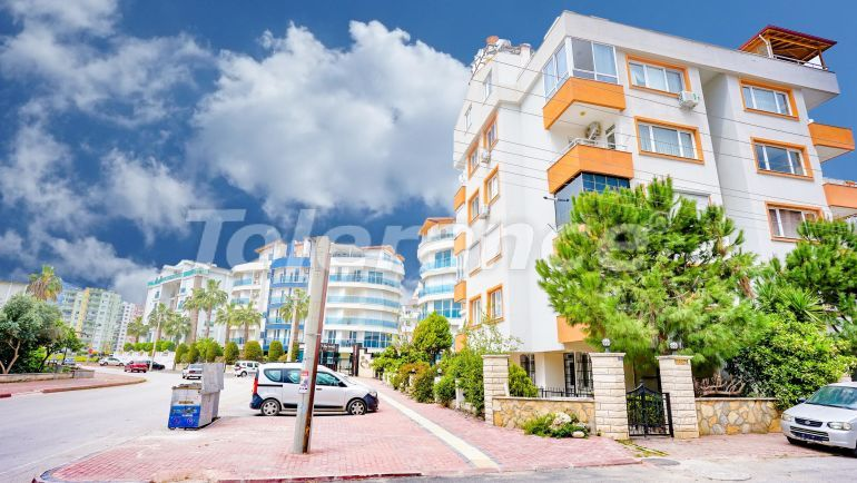 Two-bedroom apartment in Liman, Konyaalti with installed gas heating only in 950 meters from the sea - 35059   Tolerance Homes