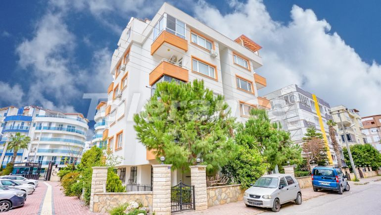Two-bedroom apartment in Liman, Konyaalti with installed gas heating only in 950 meters from the sea - 35060   Tolerance Homes