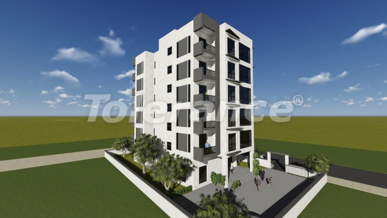 Two-bedroom apartments in Yenisehir, Mersin from developer with installments up to 1 year - 35234 | Tolerance Homes