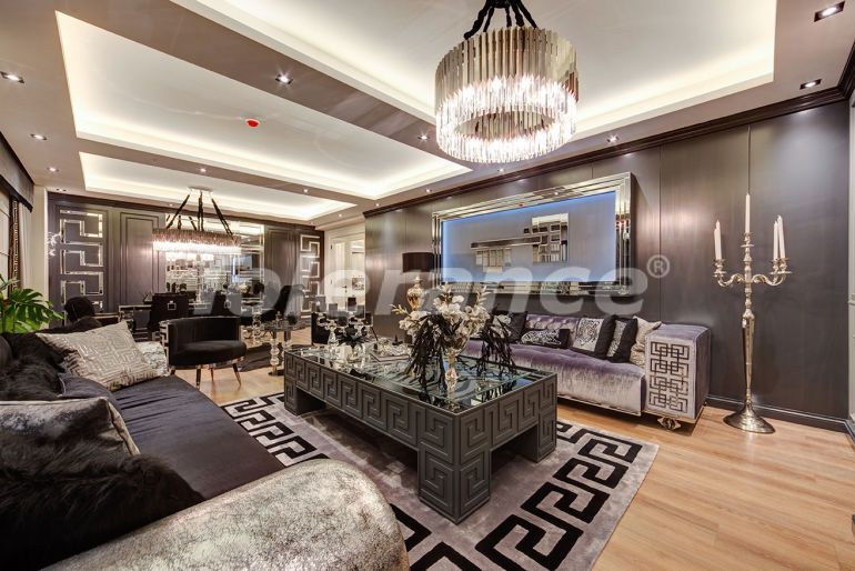 Luxurious apartments in Yenisehir, Mersin in a complex with extensive facilities - 35334   Tolerance Homes