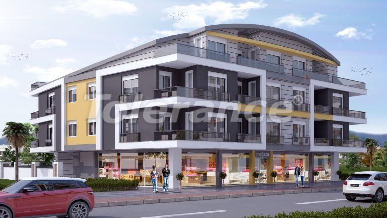 Modern design apartment in Konyaalti, Antalya from the developer - 35362 | Tolerance Homes