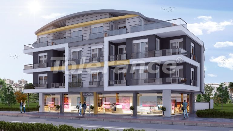 Modern design apartment in Konyaalti, Antalya from the developer - 35361 | Tolerance Homes