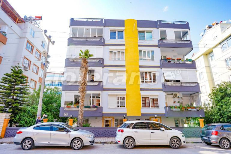 Spacious three-bedroom apartment in Liman, Konyaalti with gas heating near the sea - 35427 | Tolerance Homes