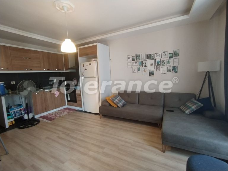 Resale one-bedroom apartment in Hurma, Konyaalti - 35456 | Tolerance Homes