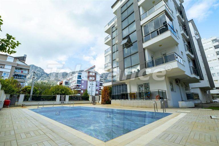 Inexpensive secondary two-bedroom apartment in Hurma, Konyaalti - 35536 | Tolerance Homes