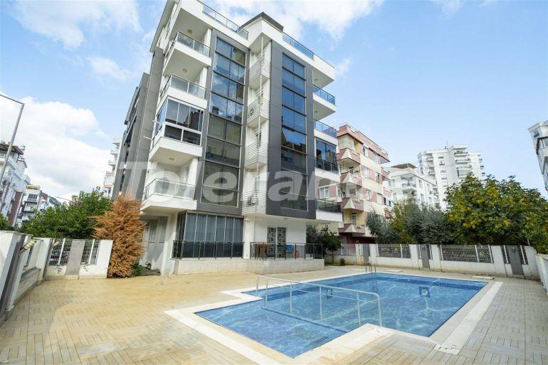 Inexpensive secondary two-bedroom apartment in Hurma, Konyaalti - 35534 | Tolerance Homes