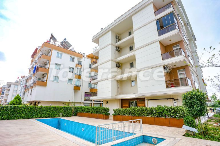 Two-bedroom apartment in Hurma, Konyaalti in a complex with a swimming pool - 35575   Tolerance Homes