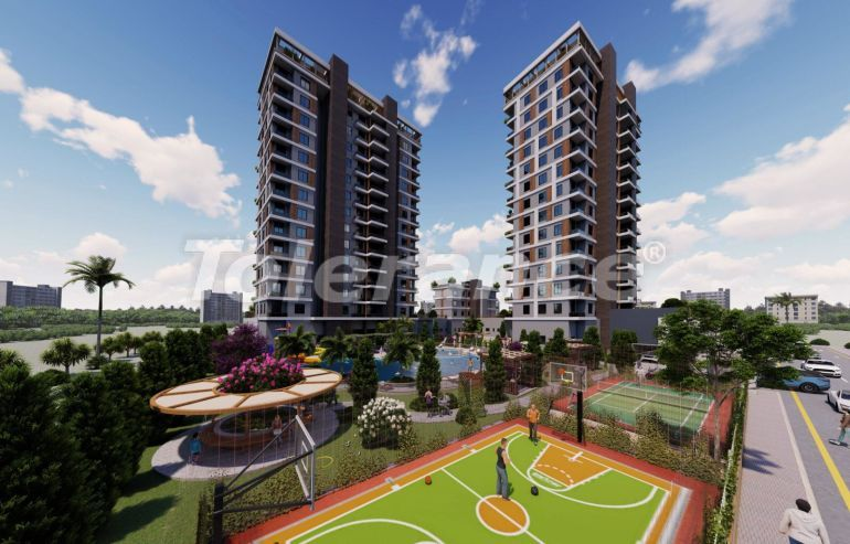 Apartments in Tece, Mersin in a complex with infrastructure and installments from the developer - 35818 | Tolerance Homes