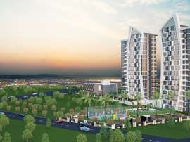 Apartments in Yenisehir, Mersin in a complex near the university and the hospital - 35832 | Tolerance Homes