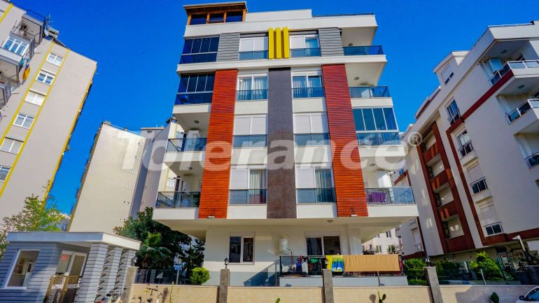 Resale quality two-bedroom apartment in Liman, Konyaalti in a complex with infrastructure - 35849 | Tolerance Homes
