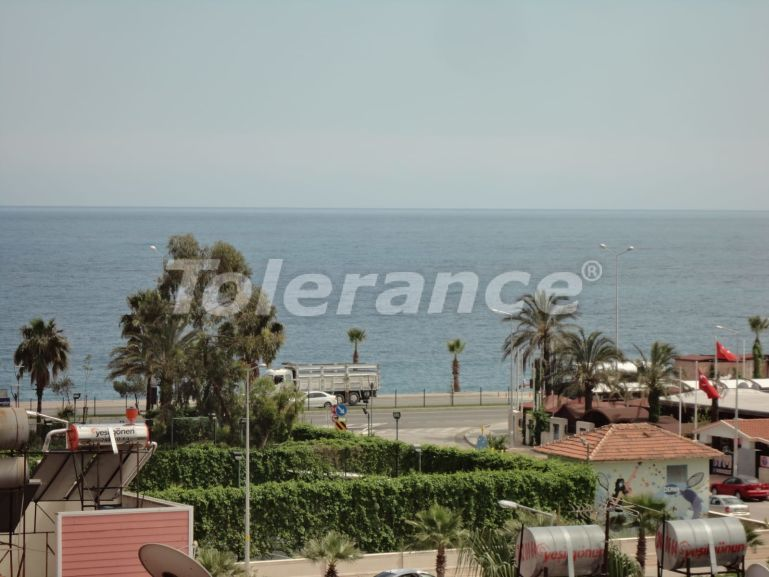 Spacious apartment in Liman, Konyaalti with sea view - 35907   Tolerance Homes