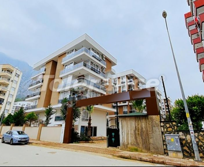 Resale apartment in Sarisu, Konyaalti in a complex with a swimming pool - 36072   Tolerance Homes