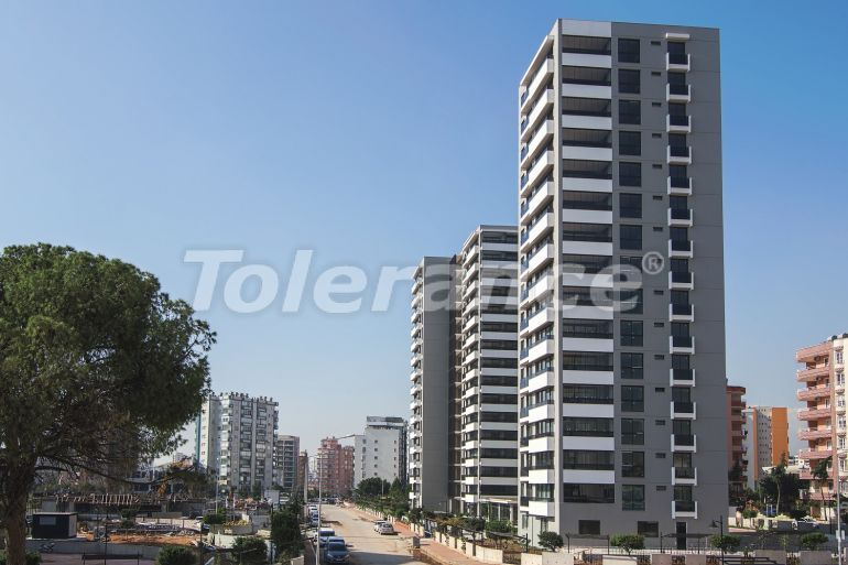 Luxury apartments in Yenisehir, Mersin from the developer with the possibility of obtaining citizenship - 36049   Tolerance Homes