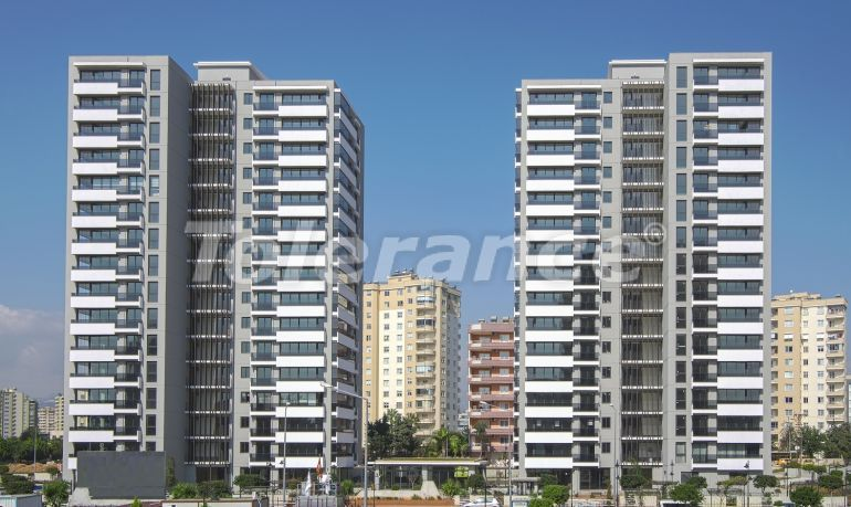 Luxury apartments in Yenisehir, Mersin from the developer with the possibility of obtaining citizenship - 36048   Tolerance Homes