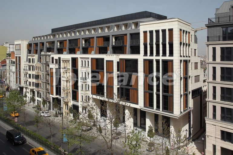 Modern design apartments in the most prestigious area of Istanbul by installments from the developer - 36054   Tolerance Homes