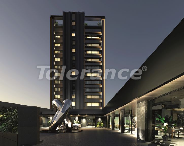 Luxury flats and penthouses in the most prestigious area of Istanbul - 36140   Tolerance Homes