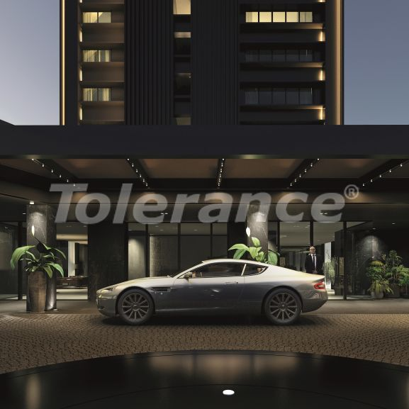 Luxury flats and penthouses in the most prestigious area of Istanbul - 36143   Tolerance Homes