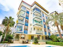 Four-room apartment in Liman, Konyaalti in a complex with a swimming pool and a huge terrace - 36193 | Tolerance Homes