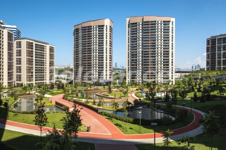 Apartments in Eyapsultan, Istanbul in a project with a state guarantee - 36226   Tolerance Homes
