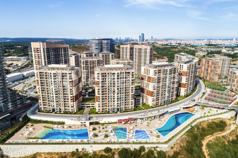 Apartments in Eyapsultan, Istanbul in a project with a state guarantee - 36219   Tolerance Homes