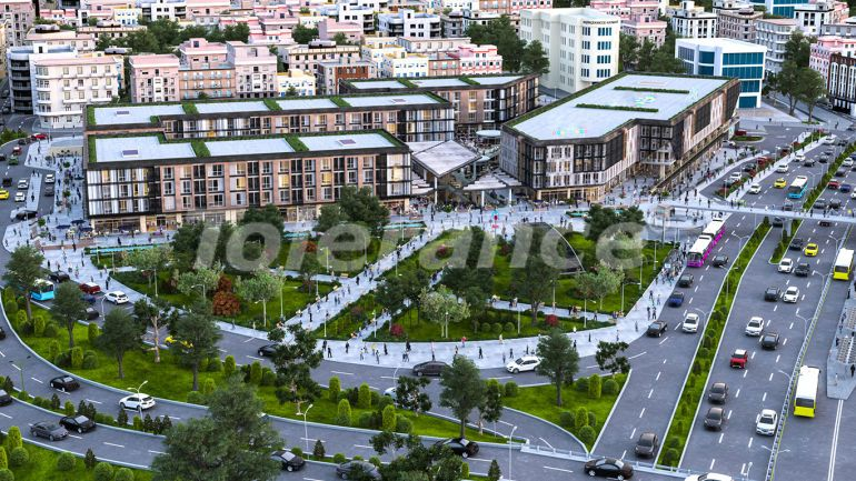 Apartments in Kucukcekmece, Istanbul by  installments from the developer - 36254   Tolerance Homes