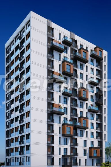 Apartments in the center of Istanbul from the developer with installments up to 2 years and possibility to obtain citizenship - 40802 | Tolerance Homes