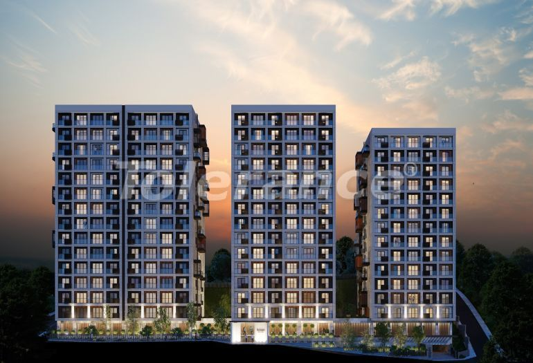 Apartments in the center of Istanbul from the developer with installments up to 2 years and possibility to obtain citizenship - 40806 | Tolerance Homes