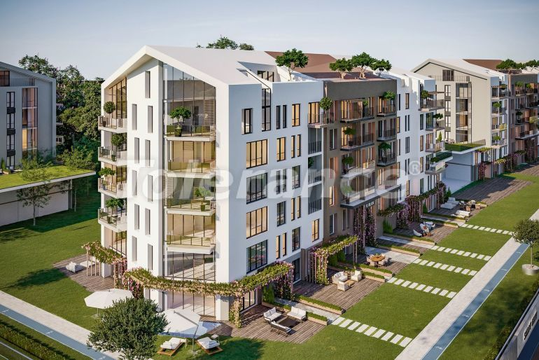 Modern apartments in Istanbul in an ecological area from the developer and with the government guarantee - 40269 | Tolerance Homes