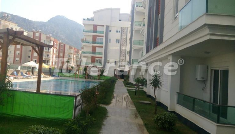 Resale apartment in Sarisu, Konyaalti in a complex with a swimming pool - 39010   Tolerance Homes