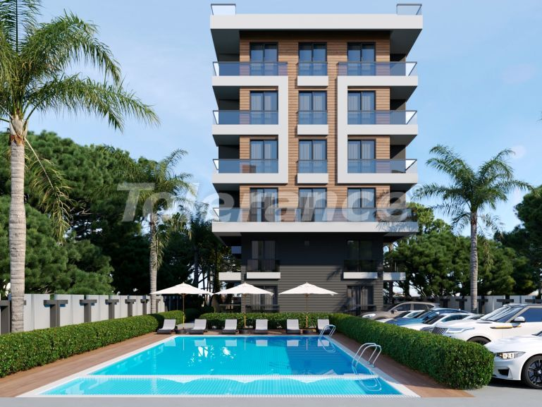 Modern apartments in Sarisu, Konyaalti by installment from a reliable developer - 39027 | Tolerance Homes