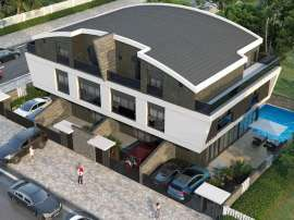 Townhouses in Kundu, Antalya with a private pool from a reliable developer - 39051 | Tolerance Homes