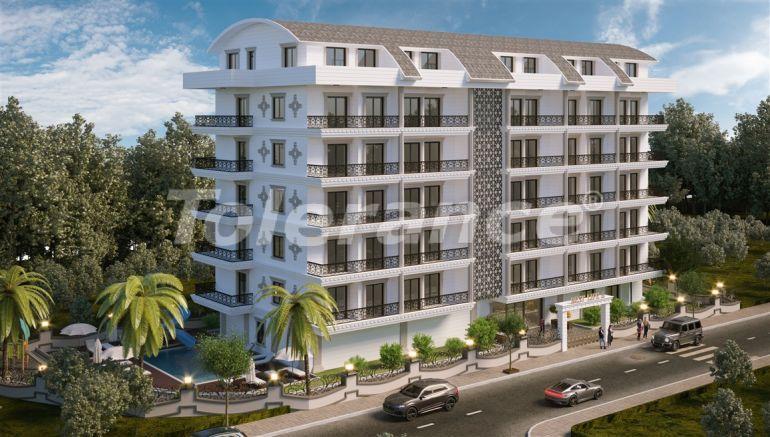 One-bedroom apartments in Mahmutlar-Alanya from developer - 39343   Tolerance Homes