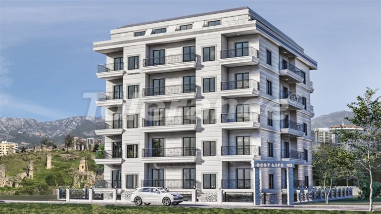 High-quality apartments in Mahmutlar, Alanya profitable for investment - 39370 | Tolerance Homes